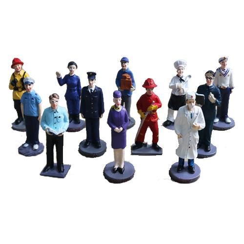 心理咨询室设备心理沙盘游戏玩具模型厂家