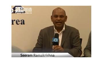 权威访谈:Seeram Ramakrishna