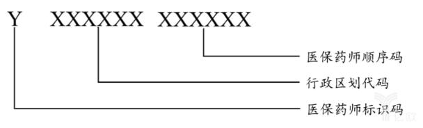医保药师编码结构
