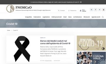 意大利已有61名医生因感染新冠肺炎去世